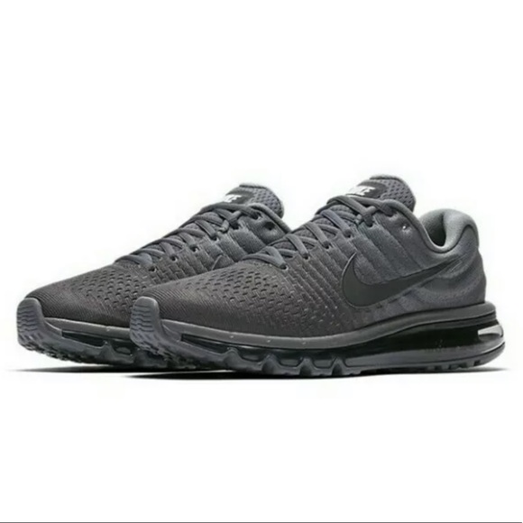 Nike Other - Nike Air Max 2017 Running Shoe Cool Grey